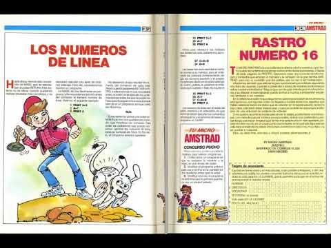 RE-VISTA RÁPIDA | - Tu Micro Amstrad - | Año 2 Número 16. 1987