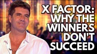 The X Factor: Why The Winners Don't Succeed | Video Essay