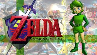 Saria's Song - The Legend of Zelda: Ocarina of Time OST