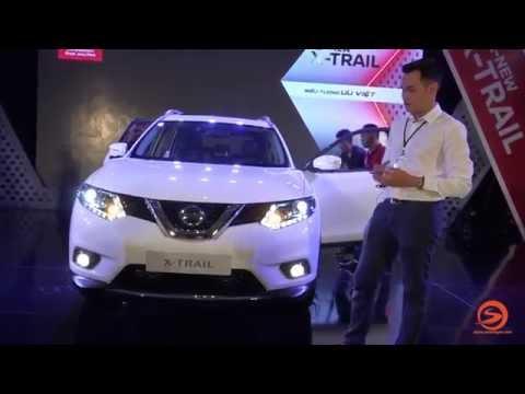Cảm nhận ban đầu Nissan X Trail 2.5 SV AWD tại Việt Nam