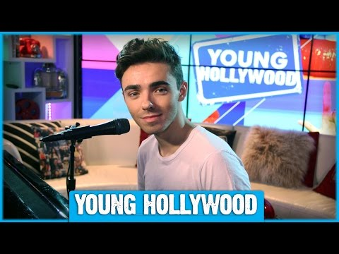 Nathan Sykes Performs Live & Talks Reuniting With Ariana Grande!