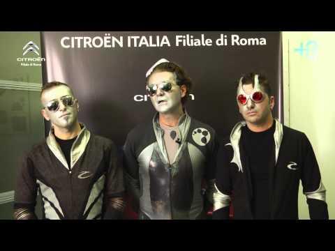 31.12.2012 Capodanno - Citroën Roma presenta +3