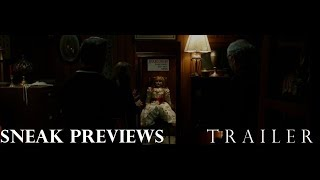 ANNABELLE COMES HOME - Trailer