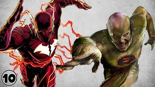 Top 10 Evil Alternate Versions Of The Flash