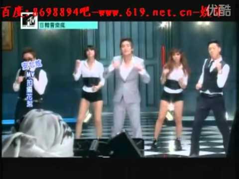 20101209-日韩音乐疯 Kangta MV BTS (Victoria included) Part 2