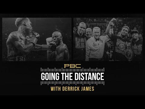 Trainer Derrick James breaks down Tony Harrison vs Jermell Charlo 2 | Going The Distance 11