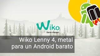 Video Wiko Lenny 4 x-Zbr3-Ez30