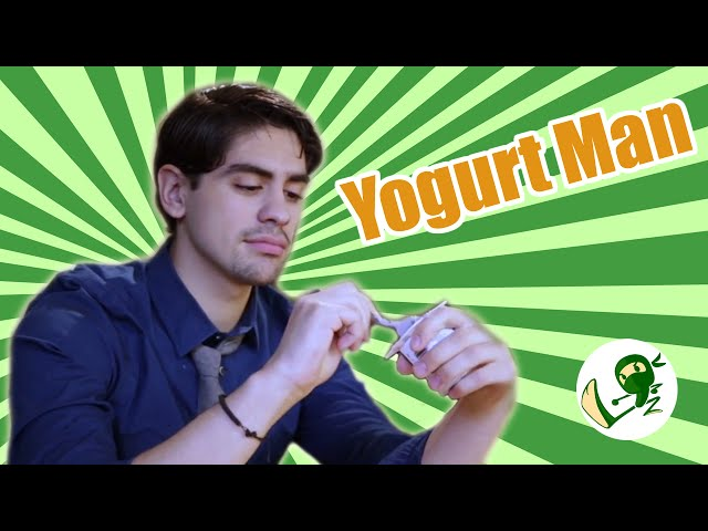Yogurt Man: A Recipe for a Culture Change