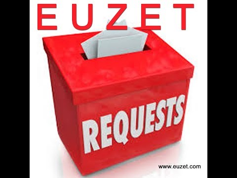 REQUESTS - Didier EUZET (1910 2K18)