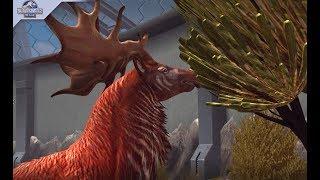 Jurassic World: Das Spiel #211 Eiszeit-Hybrid: Indricoceros Lvl.40! [Ger/HD]   Marcel