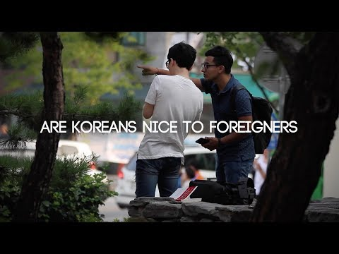 JAYKEEOUT : Are Koreans Nice to Foreigners? (ft. Te Quiero Corea)