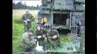 1. BT / 1. AA i Oksbøl 1988