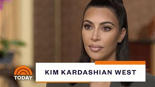 Kim Kardashian West Reveals Rodney Reed's Reaction To Stay Of Execution   TODAY