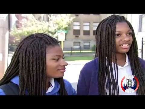 War On Black Hair:Twins Suspended Ridiculed By School For Having A Ethnic Hairstyle