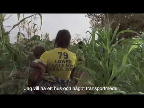 #childmothers, Aïssa Burkina Faso svensk text
