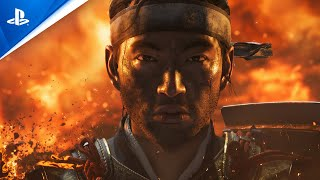 Ghost of tsushima :  bande-annonce