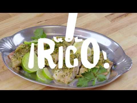 ¡Qué Rico! Pescado con Mantequilla