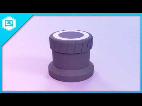 Fusion 360 Tutorial – Easy Dial Knob