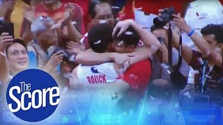 The Score: Red Lions claim NCAA Basketball Three-Peat