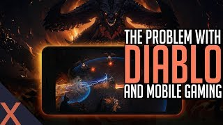 The Problem With Diablo: Immortal and Mobile Gaming