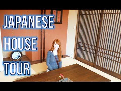 日本のモデルハウスツアー  Japanese house tour!