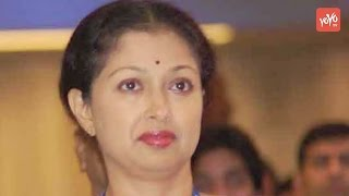 Actress Gautami might contest from R.K.nagar on BJP ticket..