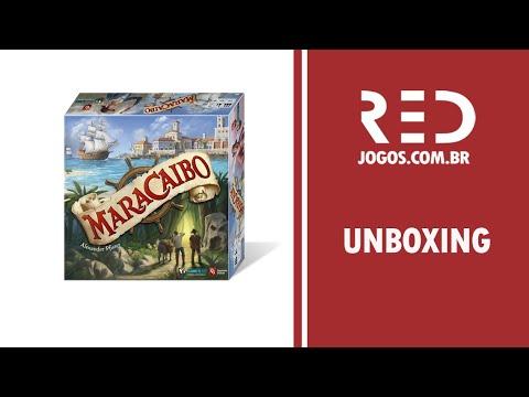 Unboxing Maracaibo - RED JOGOS