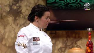 Mestres da gastronomia: Janaina Rueda