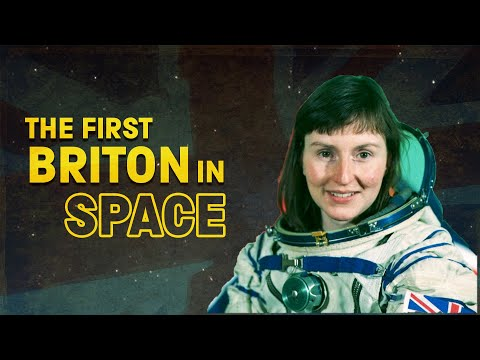 Helen Sharman - The first Briton in space
