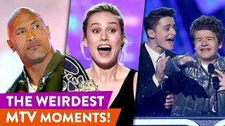 MTV Awards 2019: Most Funny And Awkwardly Unexpected Moments  |⭐ OSSA Radar