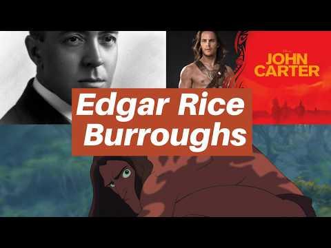 Vidéo de Edgar Rice Burroughs