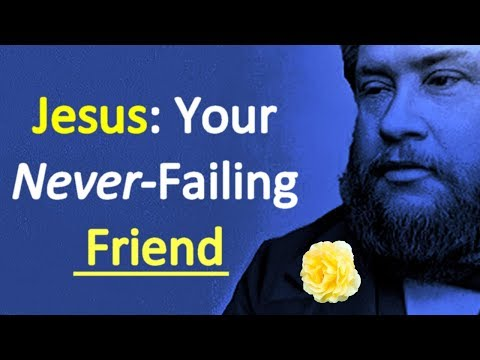 Consolation in Christ - Charles Spurgeon Sermon
