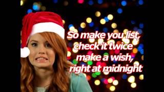 Debby Ryan - Favorite Time of Year Lyrics