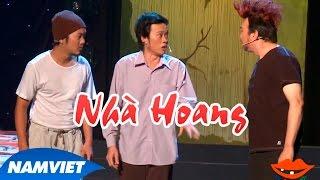 LiveShow Hài Kịch Mới 2016 Hoài Linh 8 - Tiểu Phẩm Hài Nhà Hoang (Hoài Linh, Chí Tài, Long Đẹp Trai)