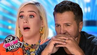 10 BEST Auditions On American Idol 2021!
