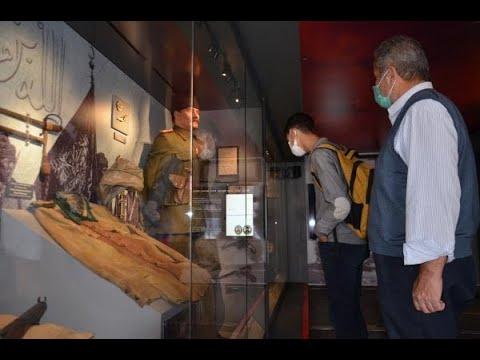 Çanakkale Savaşları Mobil Müzesi, Muş'ta