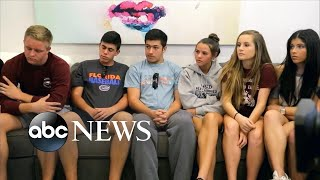 School shooting survivor: 'Kids were bleeding out everywhere'