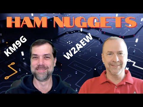 Ham Nuggets Live w/Alan Wolke, W2AEW