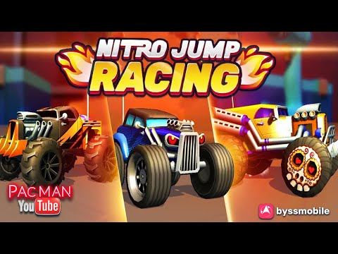 Nitro Jump Racing Gameplay Walkthrough #1