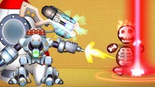 All Nano WEAPONS | Kick The Buddy