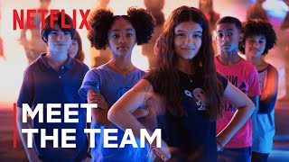Meet the Team in We Can Be Heroes   Netflix Futures