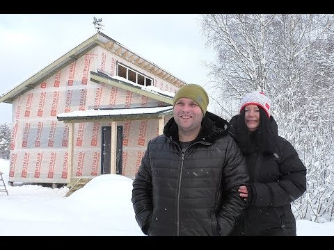 Отзыв Сергея и Светланы. Дом в Рахье.