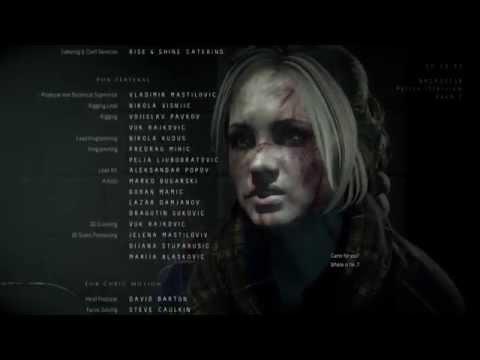 Until Dawn: Ch. 10 - Resolution ~ Mike & Jess Sole Survivors