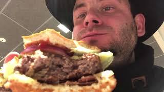 Mc Donalds Burger Signature Classic Beef mampfen und bewerten Classic Burger im Future Store