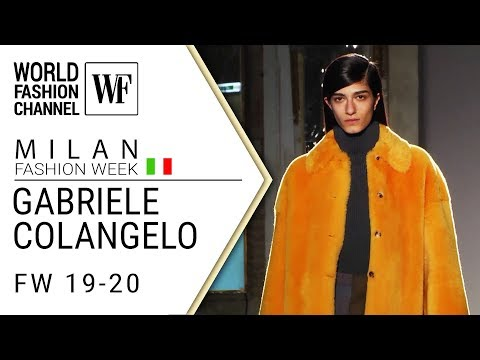 Gabriele Colangelo Fall-winter 19-20 MFW