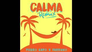Pedro Capó, Farruko - Calma  (Official Remix)  (Audio)