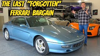 Importing this Rare Ferrari from Dubai Didn't Go as I Expected  (I Bought a Cheap 456GT MANUAL!)