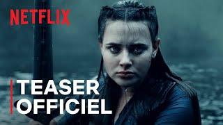 Cursed : la rebelle avec katherine langford :  teaser VF
