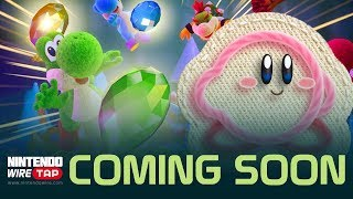 Yoshi's Crafted World & Kirby's Extra Epic Yarn Coming in March   Nintendo Wiretap