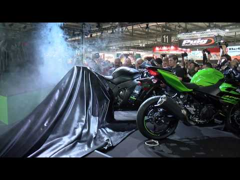 Official Unveiling of the Kawasaki Ninja ZX-10R SE at EICMA 2017